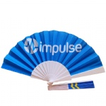 30cm big size plastic fan